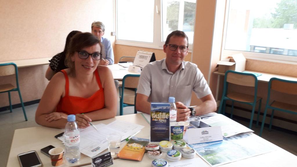 Entreprise Pastille des Alpes au Job Dating Ecoris